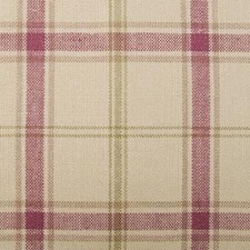 Currant Plaid Decorator Fabric by Highland Court