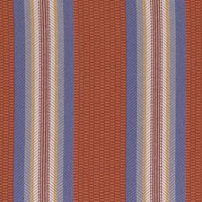 Red/blue Decorator Fabric by Duralee
