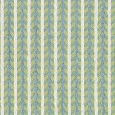 Aqua/Green Chenille Decorator Fabric by Duralee