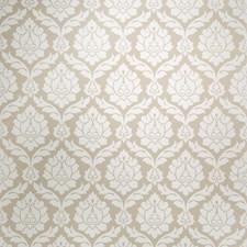 Almond Damask Decorator Fabric by Fabricut