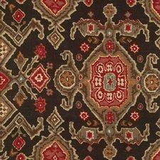 Black Ethnic Decorator Fabric by Lee Jofa