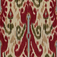 Paprika Ethnic Decorator Fabric by Lee Jofa