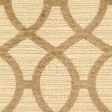 Taupe Lattice Decorator Fabric by Lee Jofa