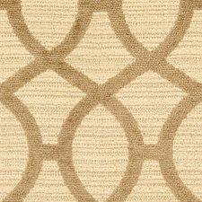 Taupe Lattice Decorator Fabric by Lee Jofa
