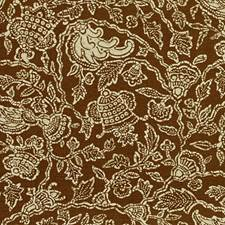 Brown Asian Decorator Fabric by Lee Jofa