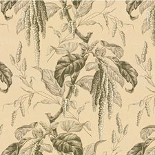 Sand/Grey Toile Decorator Fabric by Lee Jofa