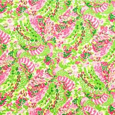 Lush/Conch Outdoor Decorator Fabric by Lee Jofa