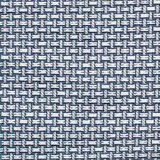 Bright Navy Outdoor Decorator Fabric by Lee Jofa