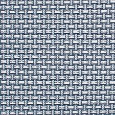 Bright Navy Outdoor Decorator Fabric by Lee Jofa