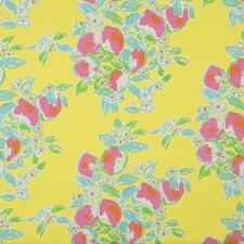 Sunshine Vegetable Decorator Fabric by Lee Jofa