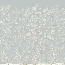Grey Jacobeans Decorator Fabric by Lee Jofa