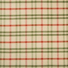 Herb/Spice Plaid Decorator Fabric by Lee Jofa