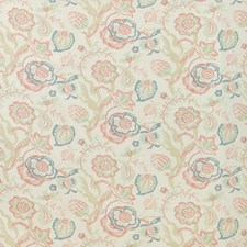 Petal/Dune Botanical Decorator Fabric by Lee Jofa