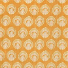 Spice/Blush Geometric Decorator Fabric by Lee Jofa