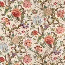 Berry Botanical Decorator Fabric by Lee Jofa