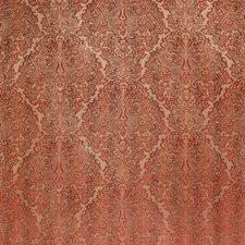Garnet Damask Decorator Fabric by Lee Jofa