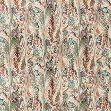Spice/Leaf Modern Decorator Fabric by Lee Jofa