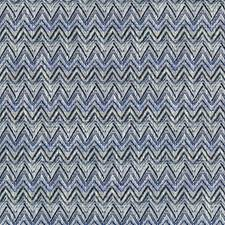 Denim Geometric Decorator Fabric by Lee Jofa