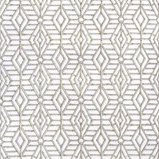 Celadon Lattice Decorator Fabric by Lee Jofa