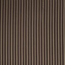 Mocha Stripes Decorator Fabric by Fabricut