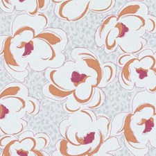 Tangerine Decorator Fabric by Duralee