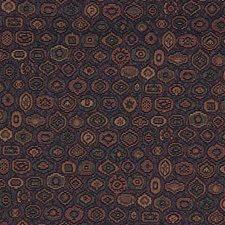 Purple/Green/Rust Decorator Fabric by Kravet