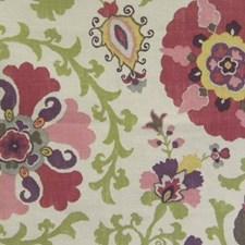 Carnation Decorator Fabric by B. Berger