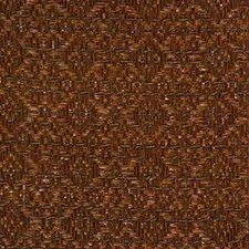 Burnt Umber Novelty Decorator Fabric by Kravet