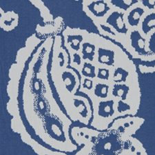 Indigo Decorator Fabric by Robert Allen /Duralee