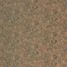 Blue/Brown Solid W Decorator Fabric by Kravet