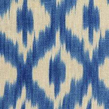 Federal Blue Decorator Fabric by Robert Allen /Duralee
