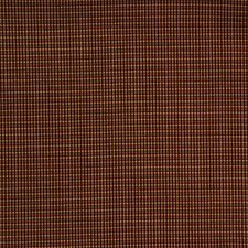Burgundy/Red/Yellow Check Decorator Fabric by Kravet