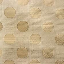Beige/Yellow Geometric Decorator Fabric by Kravet
