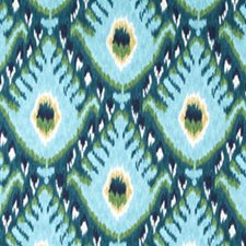 Aqua Decorator Fabric by Robert Allen