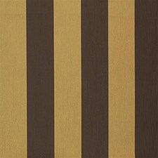 Chocola Stripes Decorator Fabric by Groundworks