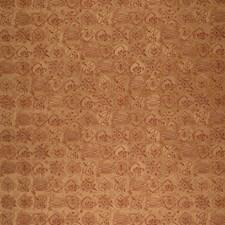 Ruby Red Geometric Decorator Fabric by Fabricut
