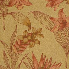 Tigerlily Toile Decorator Fabric by Fabricut