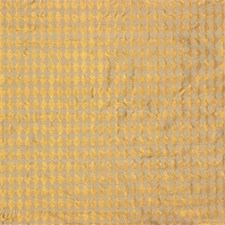Yellow/Blue Diamond Decorator Fabric by Kravet