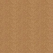 Cognac Herringbone Decorator Fabric by Fabricut