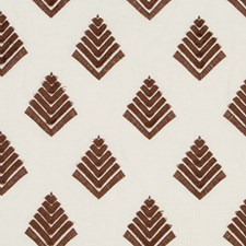 Carob Decorator Fabric by Robert Allen