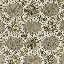 Link and Sepia Decorator Fabric by Schumacher