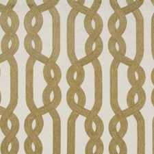 Brass Decorator Fabric by Robert Allen