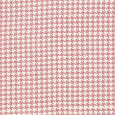 White/Pink Check Decorator Fabric by Kravet