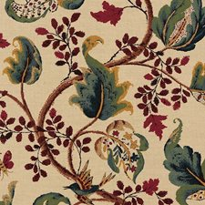 Document Natural Decorator Fabric by Schumacher