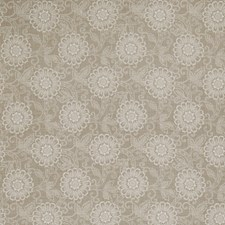 Bisque Floral Decorator Fabric by Fabricut