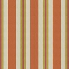 Tangerine Jacquard Pattern Decorator Fabric by Fabricut