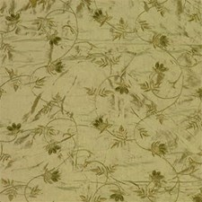 Yellow Botanical Decorator Fabric by Kravet