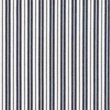 Indigo CHATHAM STRIPES Decorator Fabric by Scalamandre
