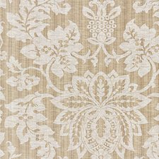 Flax Jacquard Decorator Fabric by Scalamandre