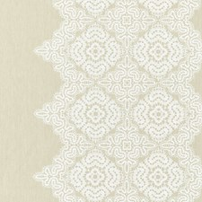 Sand Jacquard Decorator Fabric by Scalamandre